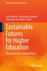 Cover Sustainable Futures for Higher Education