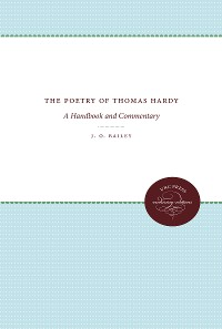 Cover The Poetry of Thomas Hardy