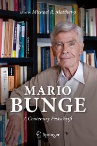 Cover Mario Bunge: A Centenary Festschrift