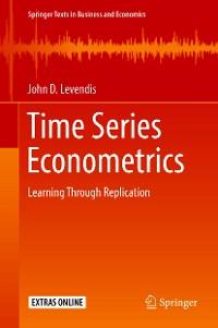 Cover Time Series Econometrics
