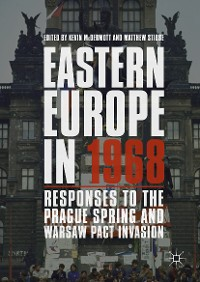 Cover Eastern Europe in 1968