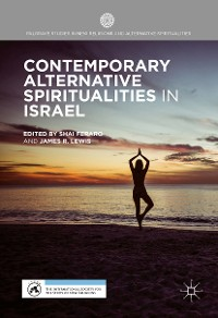 Cover Contemporary Alternative Spiritualities in Israel