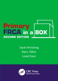 Cover Primary FRCA in a Box, Second Edition