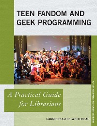 Cover Teen Fandom and Geek Programming
