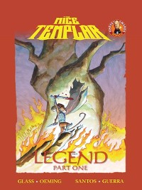 Cover The Mice Templar (2007), Volume 4, Part 1
