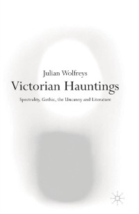 Cover Victorian Hauntings