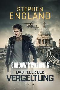 Cover DAS FEUER DER VERGELTUNG (Shadow Warriors 3)
