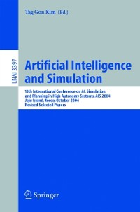 Cover Artificial Intelligence and Simulation