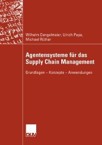 Cover Agentensysteme fur das Supply Chain Management