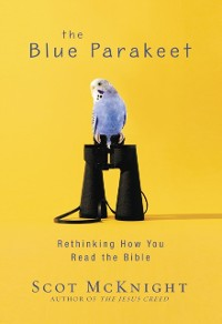 Cover Blue Parakeet