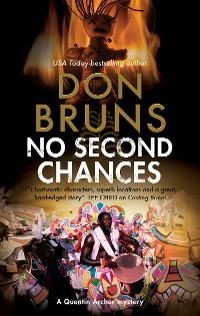Cover No Second Chances
