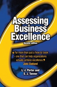 Cover Assessing Business Excellence