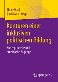 Cover Konturen einer inklusiven politischen Bildung