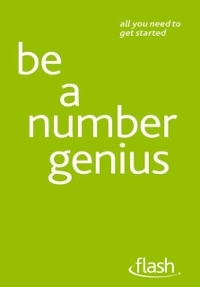 Cover Be a Number Genius: Flash