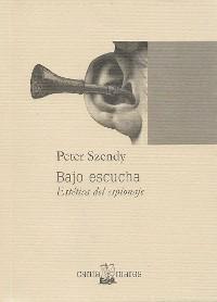 Cover Bajo escucha