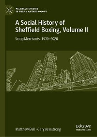 Cover A Social History of Sheffield Boxing, Volume II