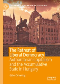 Cover The Retreat of Liberal Democracy