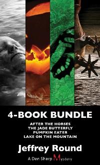 Cover Dan Sharp Mysteries 4-Book Bundle