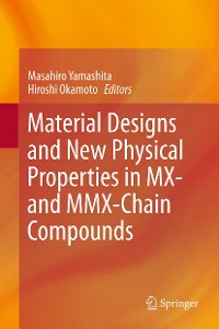 Cover Material Designs and New Physical Properties in MX- and MMX-Chain Compounds