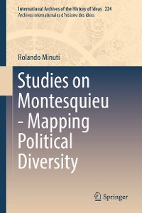Cover Studies on Montesquieu - Mapping Political Diversity