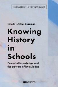 Cover Knowing History in Schools