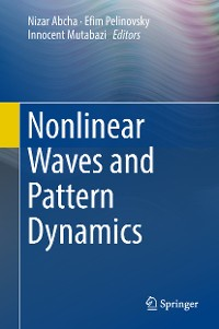 Cover Nonlinear Waves and Pattern Dynamics