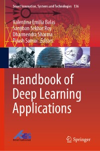 Cover Handbook of Deep Learning Applications