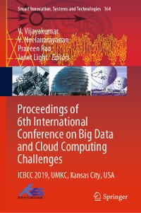 Cover Proceedings of 6th International Conference on Big Data and Cloud Computing Challenges