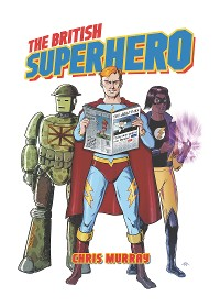 Cover The British Superhero