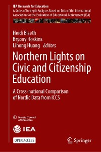 Cover Northern Lights on Civic and Citizenship Education