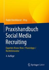 Cover Praxishandbuch Social Media Recruiting
