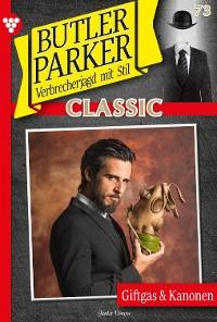 Cover Butler Parker Classic 73 – Kriminalroman