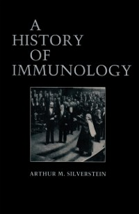 Cover History of Immunology