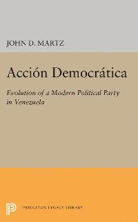 Cover Accion Democratica