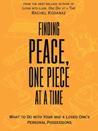 Cover Finding Peace, One Piece at a Time