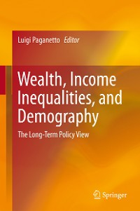Cover Wealth, Income Inequalities, and Demography