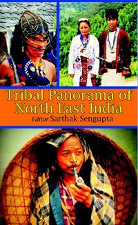 Cover Tribal Panorama of North East India