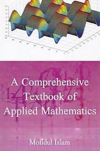 Cover A Comprehensive Textbook Of Applied Mathematics