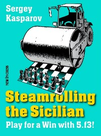 Cover Steamrolling the Sicilian