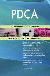 Cover PDCA A Complete Guide - 2020 Edition
