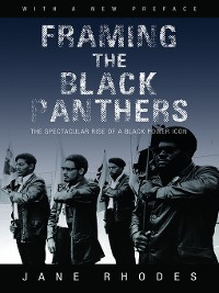 Cover Framing the Black Panthers