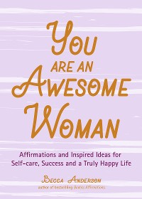 Cover You Are an Awesome Woman