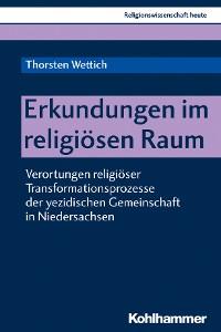 Cover Erkundungen im religiösen Raum
