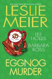 Cover Eggnog Murder