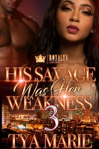 Cover His Savage Was Her Weakness 3