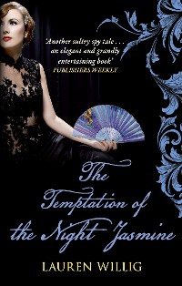 Cover The Temptation of the Night Jasmine