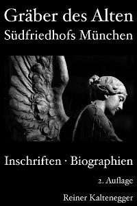 Cover Gräber des Alten Südfriedhofs München