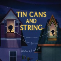 Cover Tin Cans and String