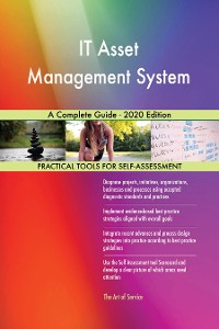 Cover IT Asset Management System A Complete Guide - 2020 Edition