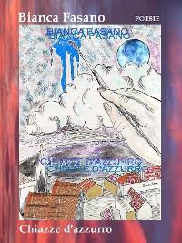 "Cover ""Chiazze d'azzurro"" Poesie."